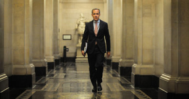 The Bank of England Does Something Only Previously Done in a World War